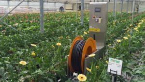 Gartenbau Maschinen