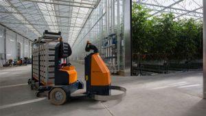 Betrac Elektroschlepper | Berg Hortimotive