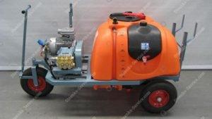 Spuitwagens op luchtbanden | Steenks Service