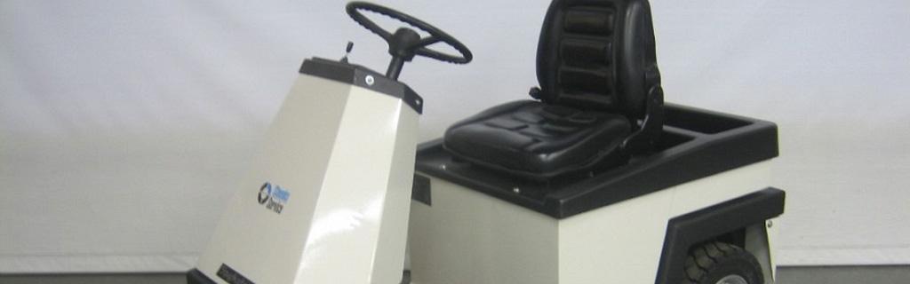 Elektroschlepper mieten | Steenks Service