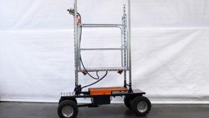 Hoogwerker op luchtbanden | Steenks Service