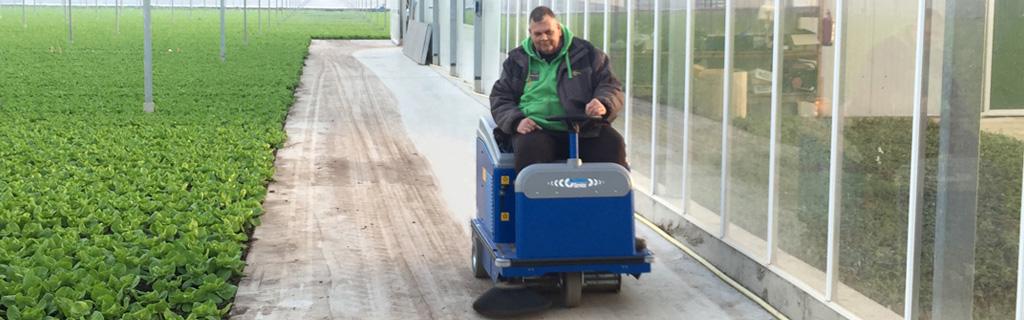 Ihre neue Maschine schnell ab Lager verfügbar | Steenks Service