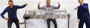 Neue Tomatenhaken-Wickelmaschine | Steenks Service