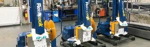 Umreifungsmaschinen für die Verpackungsindustrie | Steenks Service